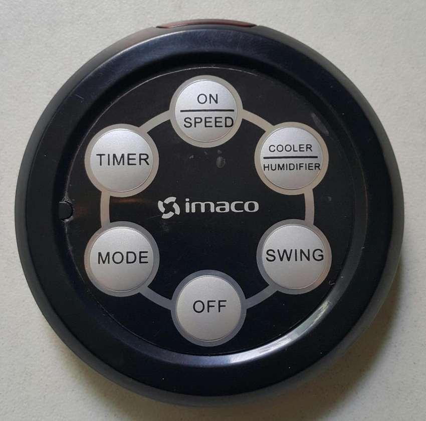 Control Remoto De Ventilador Torre Imaco IYS4555 0