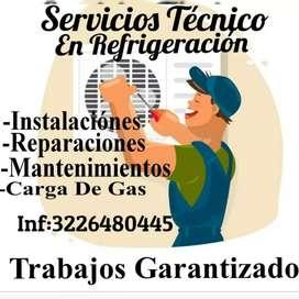 Servicios Tecnicos En Refrigeracion