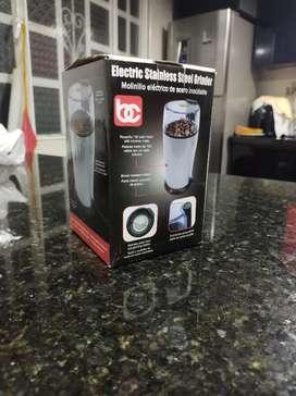Molino eléctrico de cafe