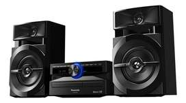 Equipo De Sonido Panasonic Akx110 300W Bluetooth