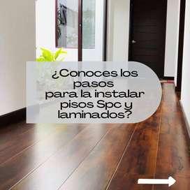 ¿Conoces los pasos para la instalar pisos flotantes?