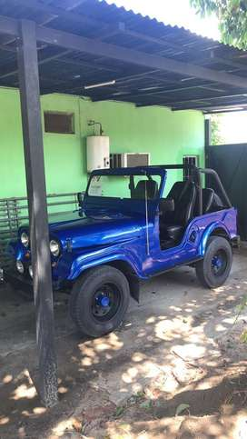 Vendo espectacular jeep willys