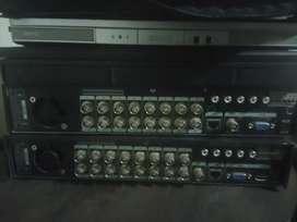 Vendo DVR 16 canales.. barato!
