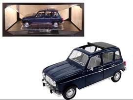 Renault 4 Copenhague Blue 1/18 Diecast