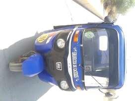 vendo moto taxi torito bajaj año 2017