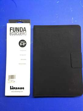 Funda Ecocuero- Tablet