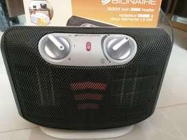 Vendo calefactor eléctrico Bionaire,1500W