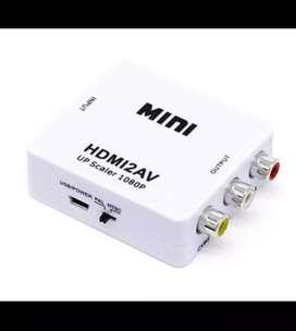 Convertidor HDMI A RC A