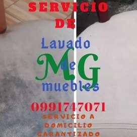 Desinfección lavado y limpieza de muebles colchones a domicilio