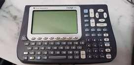 Calculadora Texas Instrument Voyage 200