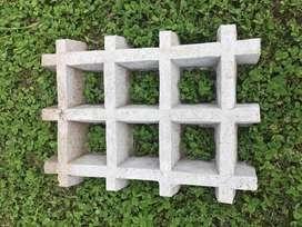 13 bloques de Jardin 60x40x10. A retirar