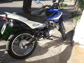 Vendo skua 150cc muy linda