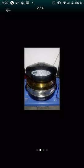 Nuwave Horno Pro Plus 20602, Actualizado Shatter Resistentes  TU