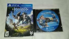 Horizon zero down original playstation 4 ps4