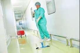 Supervisor de Limpieza Hospitalaria