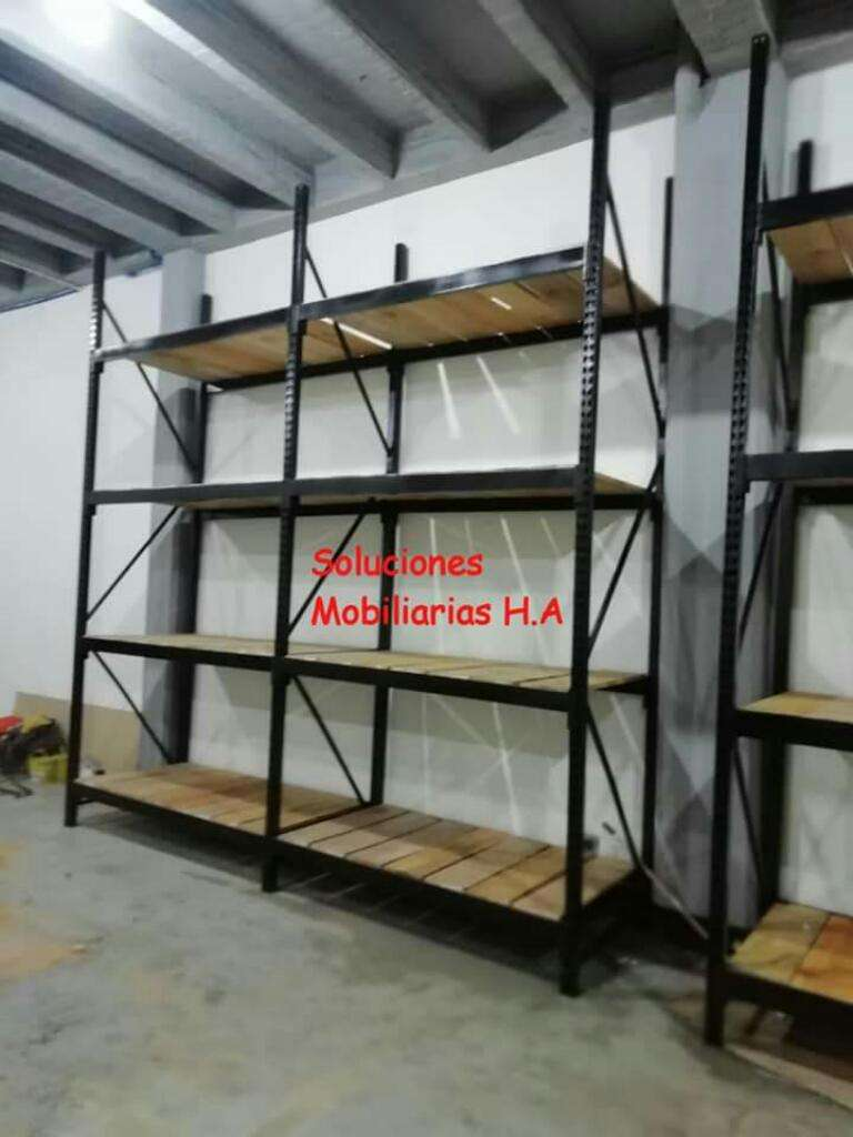 estanteria industrial 0