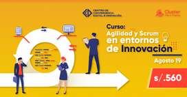 Agilidad y Scrum en entornos de Innovación
