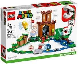 Lego 71362 mario bros 468 piezas
