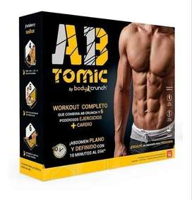 Maquina Ab Crunch Evolution Ana Tomic Abdominal 4 Niveles