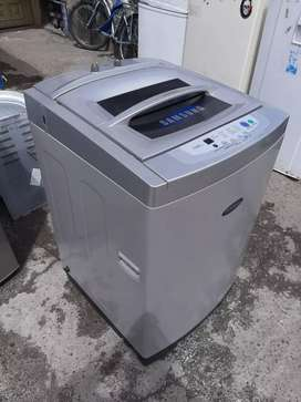 Se vende hermosa lavadora mabe samsung con tres meces de garantía