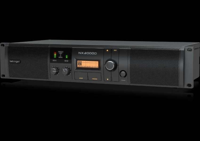 Potencia Beringher NX3000D Nueva 0