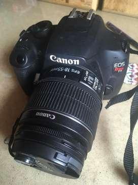 Canon Eos Rebel T5  Lentes