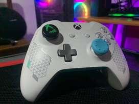 control sport white xbox