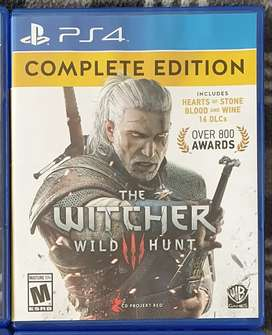 THE WITCHER 3 - NEGOCIABLE