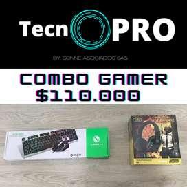 Combo gamer