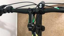 Vendo bicicleta GW Rin 29 cambios chimanos freno hidráulico