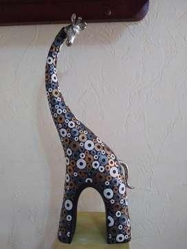 Jirafa decorativa