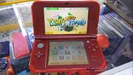 New Nintendo 3DS XL color rojo Original