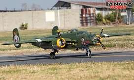 Avión Super B25 Mitchell Bomber RC Warbird Airplane