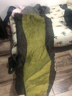 Sleeping/ saco de dormir