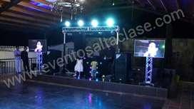 Minitecas San Gil Barichara Drones Grupo Musical Alquiler Sonido Luces Efectos Especiales