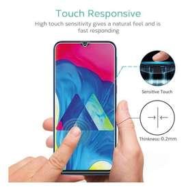 Vidrio Templado Plano Samsung A10