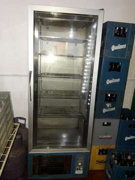 Freezer Vertical Exhibidor