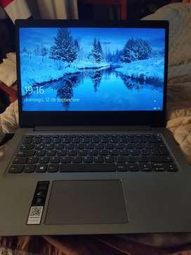 Notebook LENOVO casi sin usar