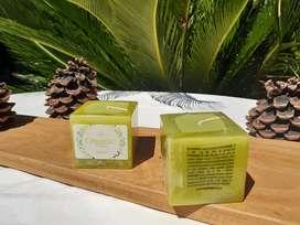 Velas Aromáticas- Citrus Organic