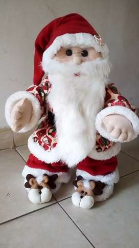 Papá Noel babucha