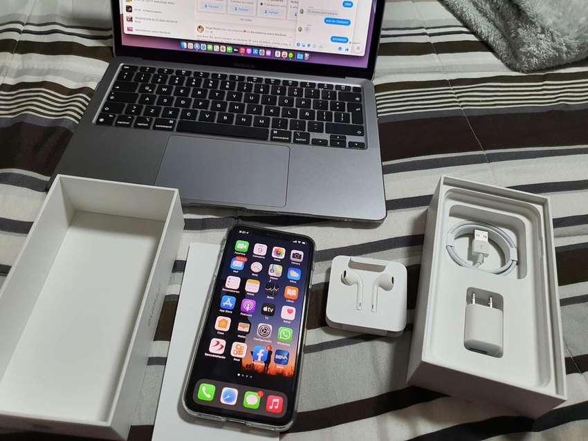 Iphone xsmax 256gb como nuevo