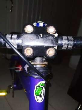 Vendo cicla lanser