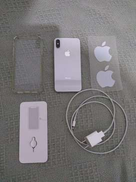 Vendo o permuto iphone x 64gb