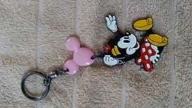 Llavero Miny Original Disney Tokio