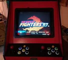 Arcade The King of Fighters'97 segunda mano  Dalmacio Vélez, Córdoba