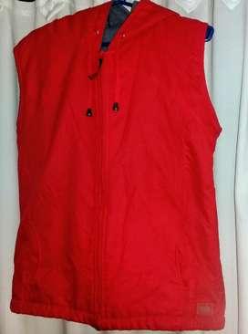 Chaleco Cover Rojo