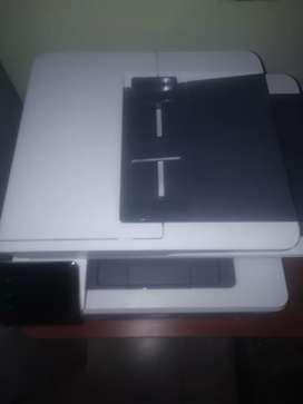 Impresora HP láser Negro