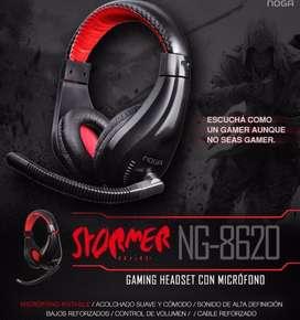 Auricular Gamer Stormer 8620