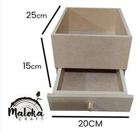 Cajas de madera para obsequios