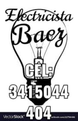 Electricista Lucas baez